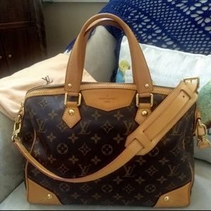 LOUIS VUITTON Monogram Retiro PM - EXCELLENT!